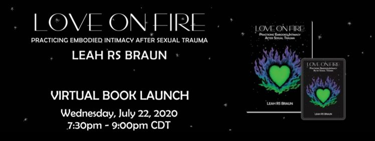 Love on Fire Virtual Launch Event